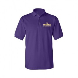 Mens Polo Shirt - Purple, sale