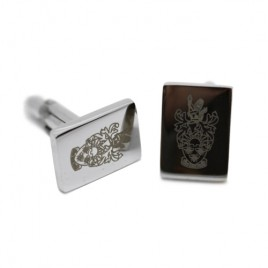 Cufflinks - Rectangular