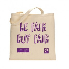 Fair Trade Cotton Shopper Bag, bag, shopper, cotton, fair trade