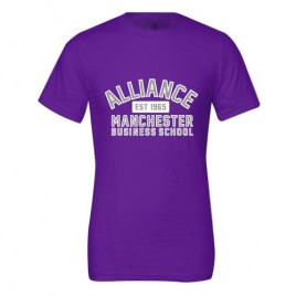 Unisex Soft Feel T-Shirt - Purple (AMBS)