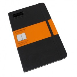New Moleskine Notebook - Black (AMBS)
