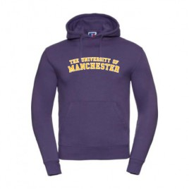Unisex Hooded Sweatshirt - Purple