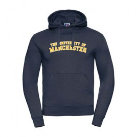 Unisex Hooded Sweatshirt - French Navy