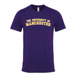 Unisex Crew Neck T-Shirt - Team Purple