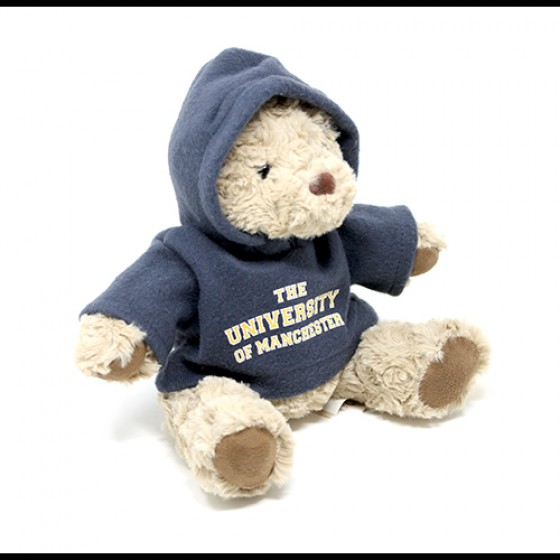 Toby Bear With Hoodie