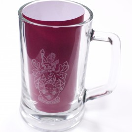 Glass Tankard, tankard, glass, mug