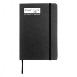 A5 Notebook in Black